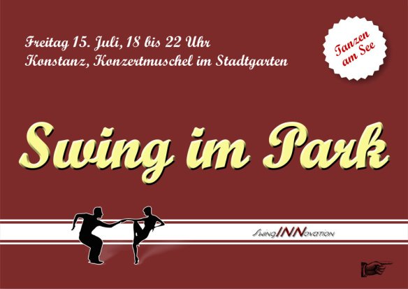 Swing im Park 15.07.16